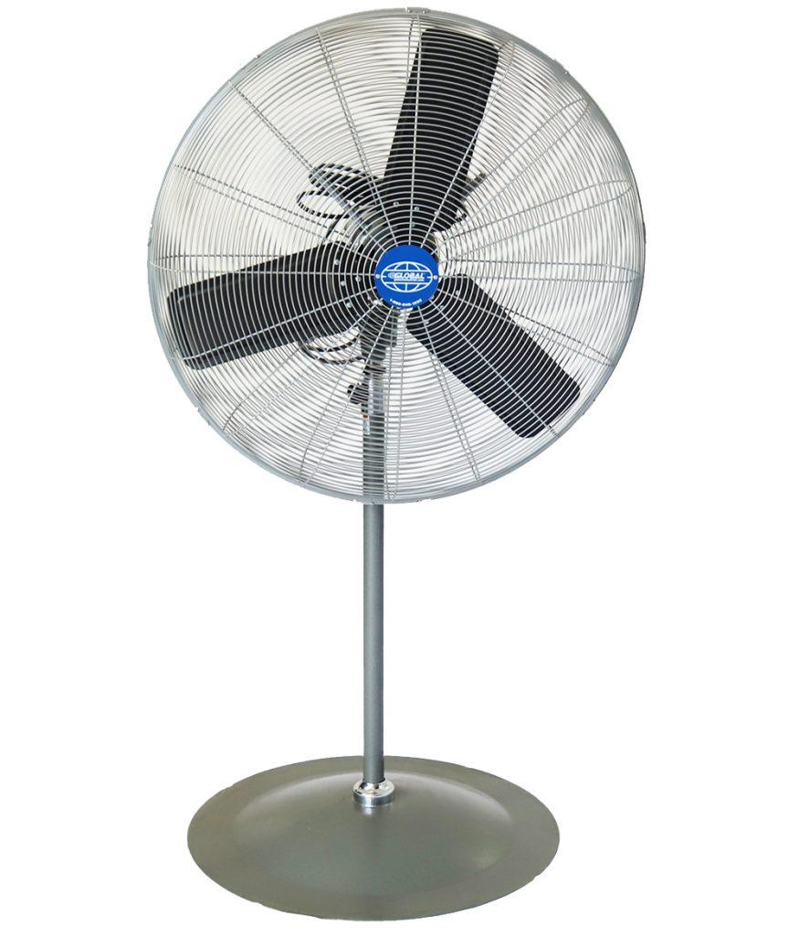 30_ Oscillating Pedestal Fan
