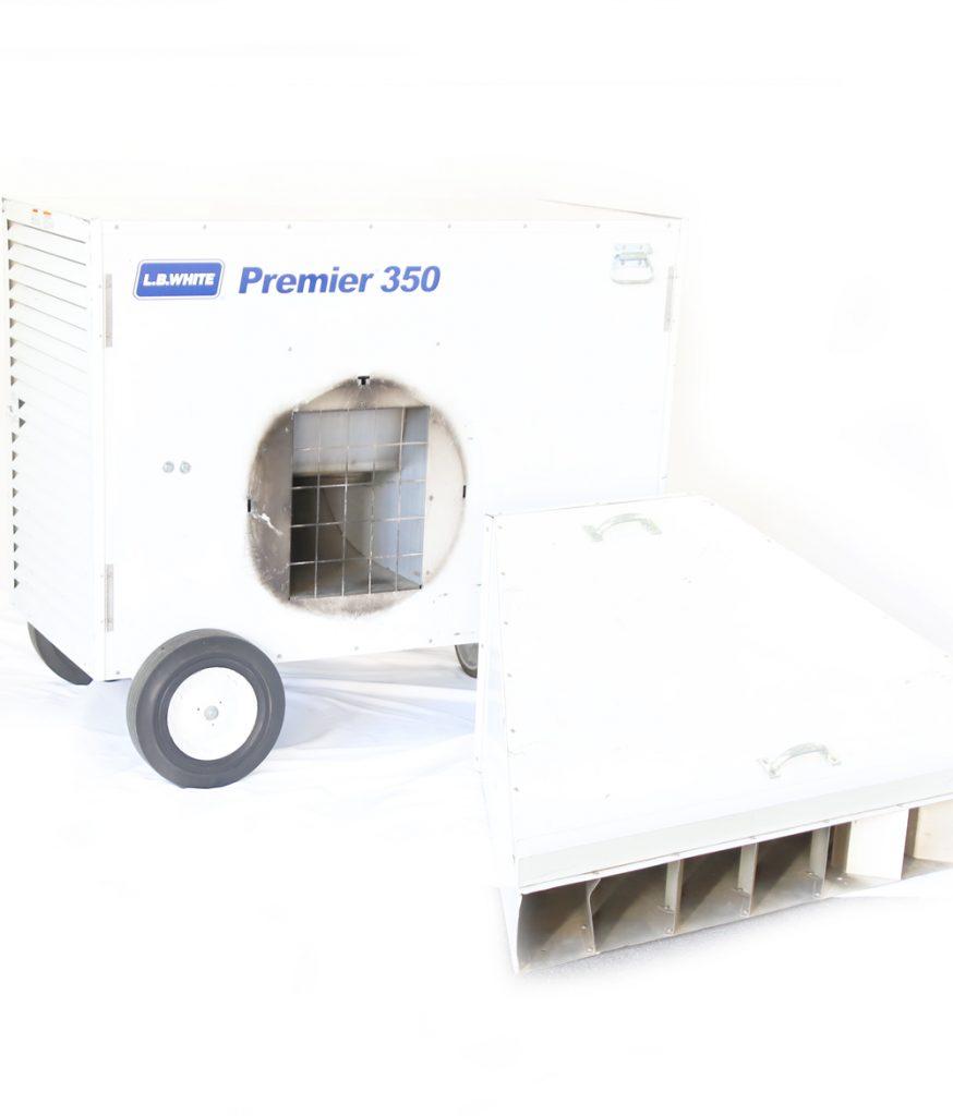 350k Premier Heater