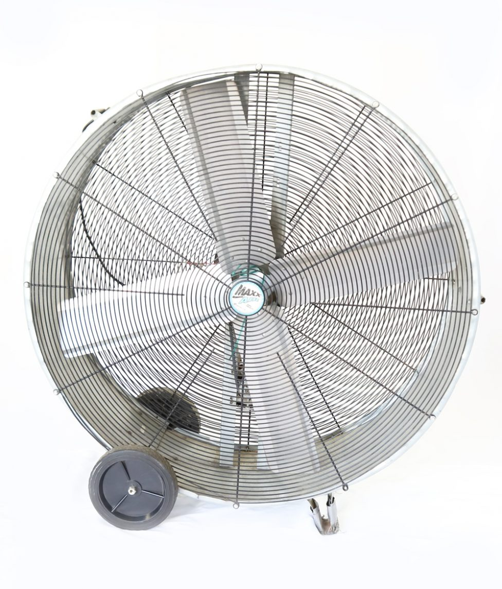 36_ Barrel Fan
