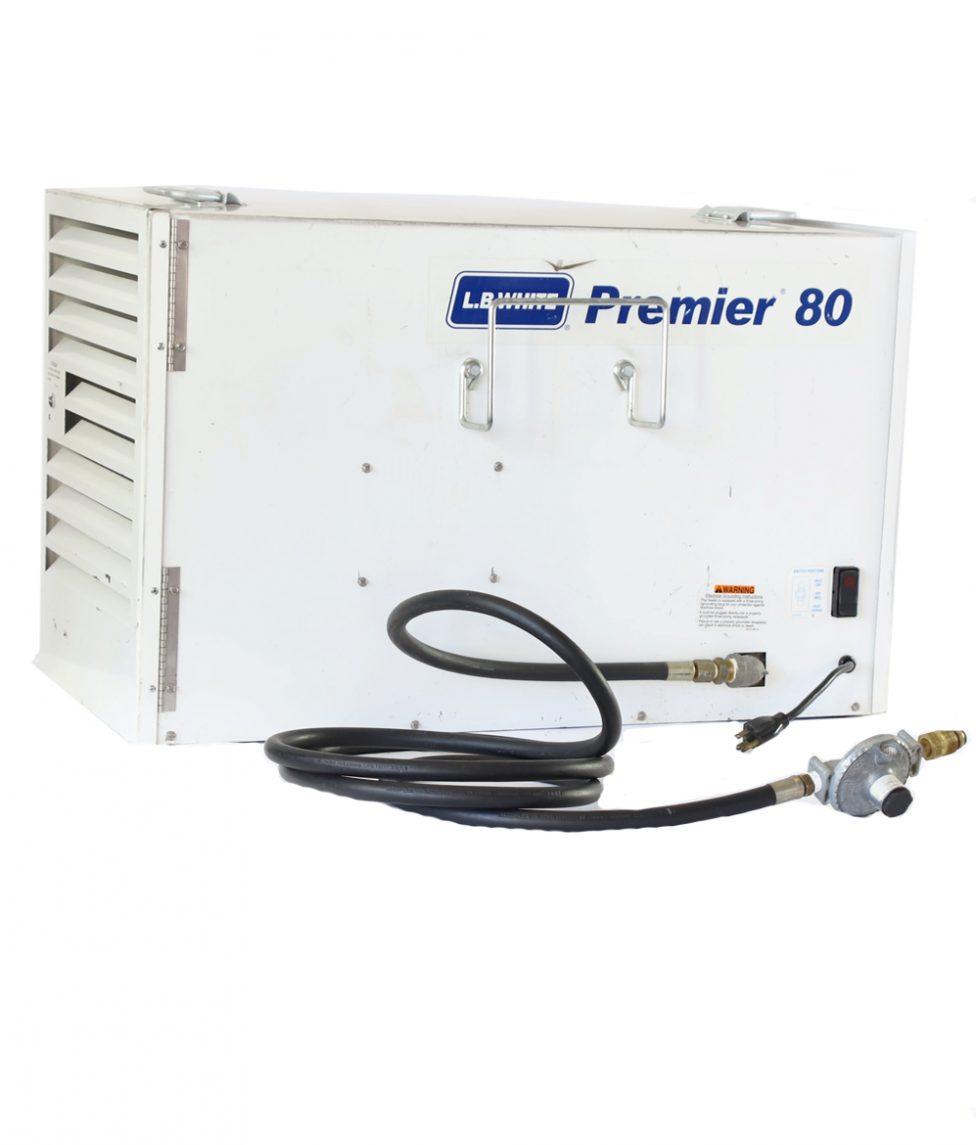 80k Premier Heater
