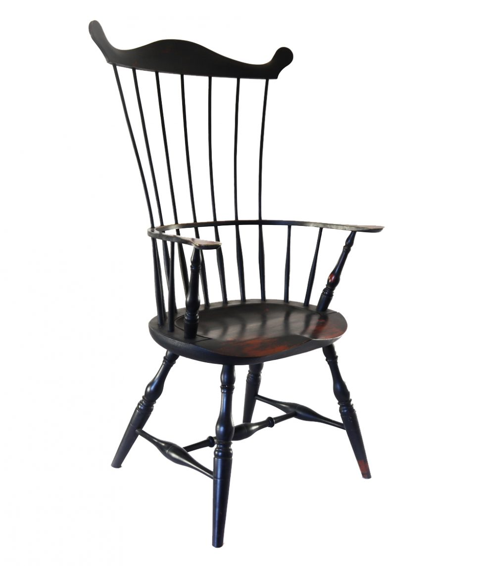 Antique Stick Chair