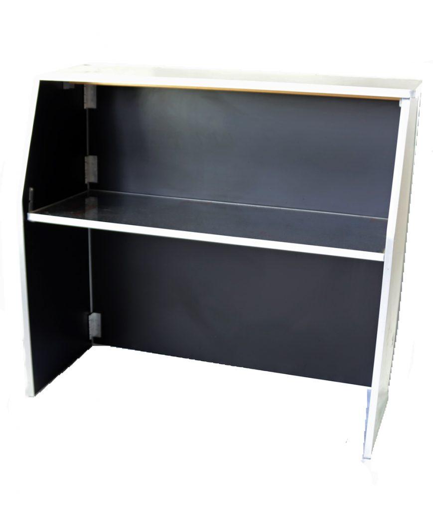 Bar-Folding Black Laminate