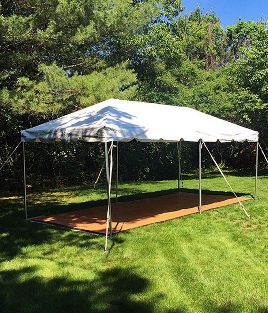 10' x 20' Western Frame Rentable Tent