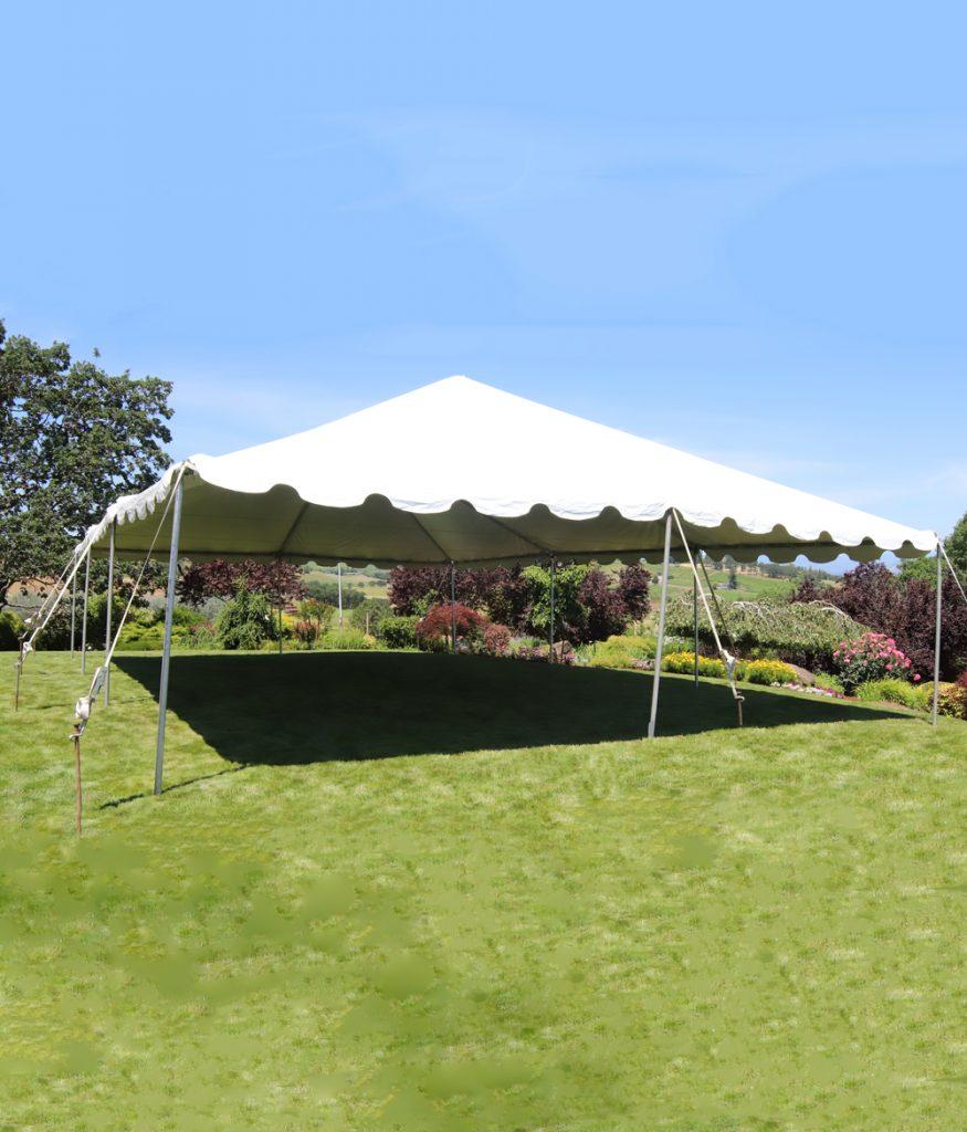 30' x 45' Western Frame Tent B