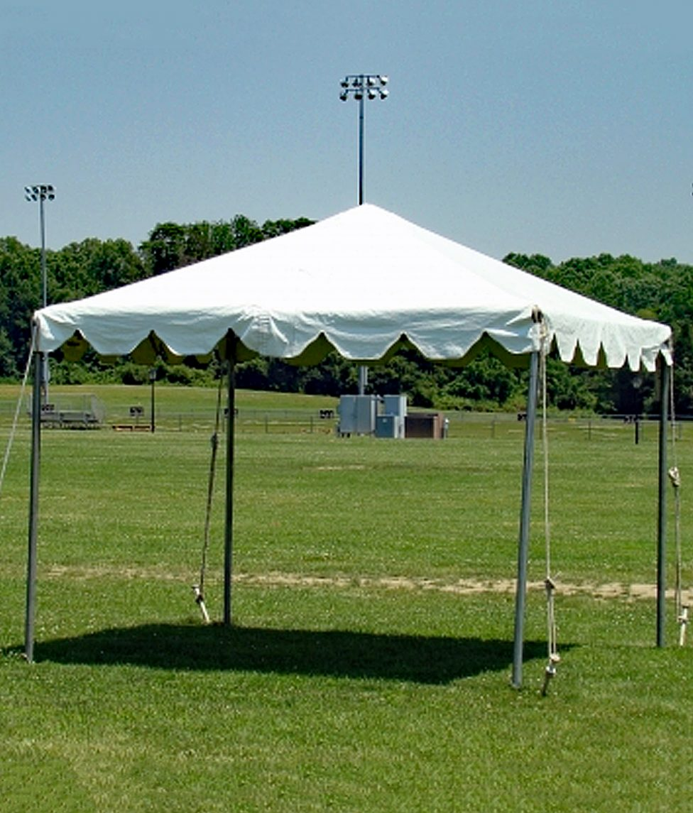 10' x 10' Western Frame Tent Option 2