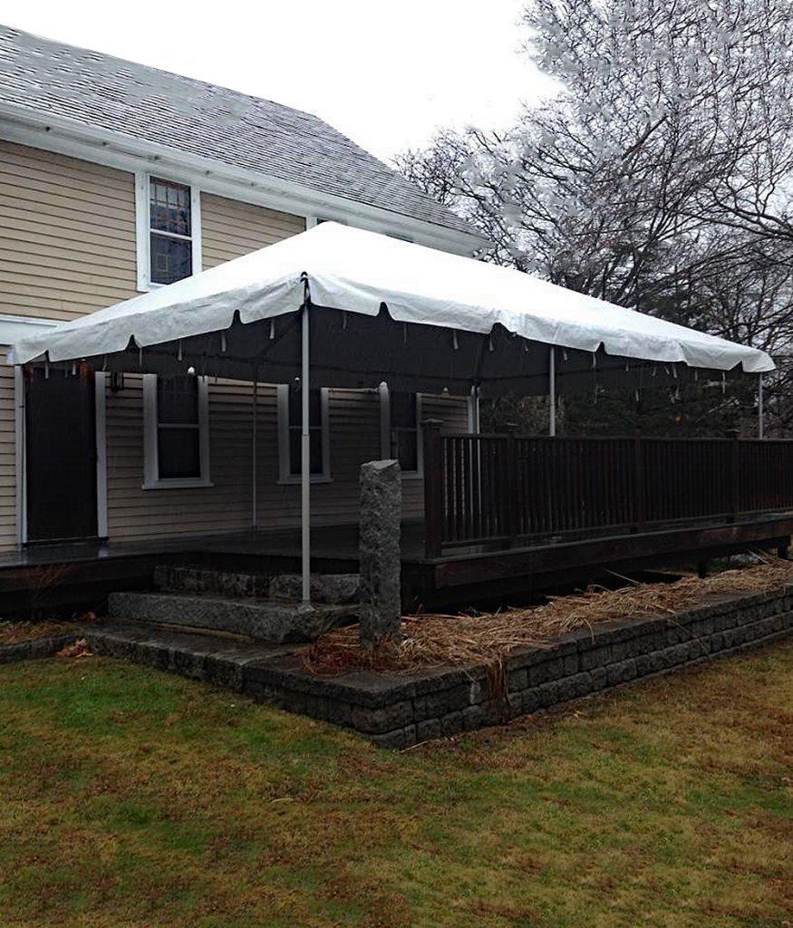 15' x 20' Western Frame Tent